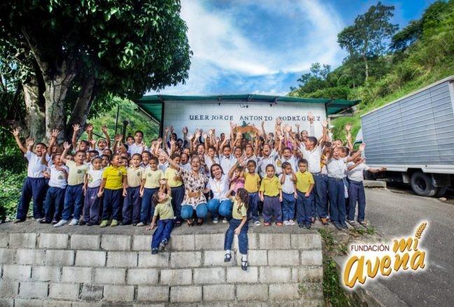Mi Avena Foundation benefits thousands of students in Mirandastate