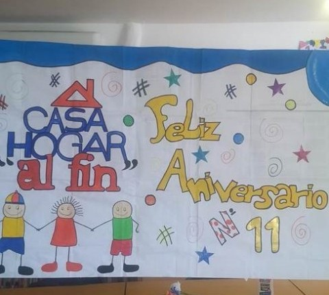 Al Fin Orphanage celebrated 11 years as afamily
