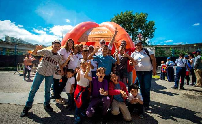 Mauro Libi Crestani recommends: Children of the Libi Group Celebrated Children's Day